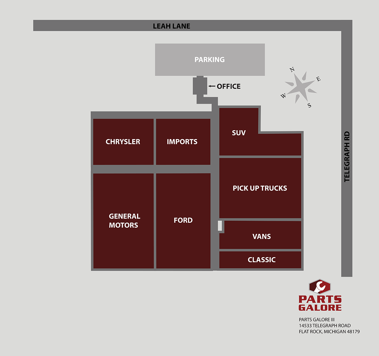 View Lot Map