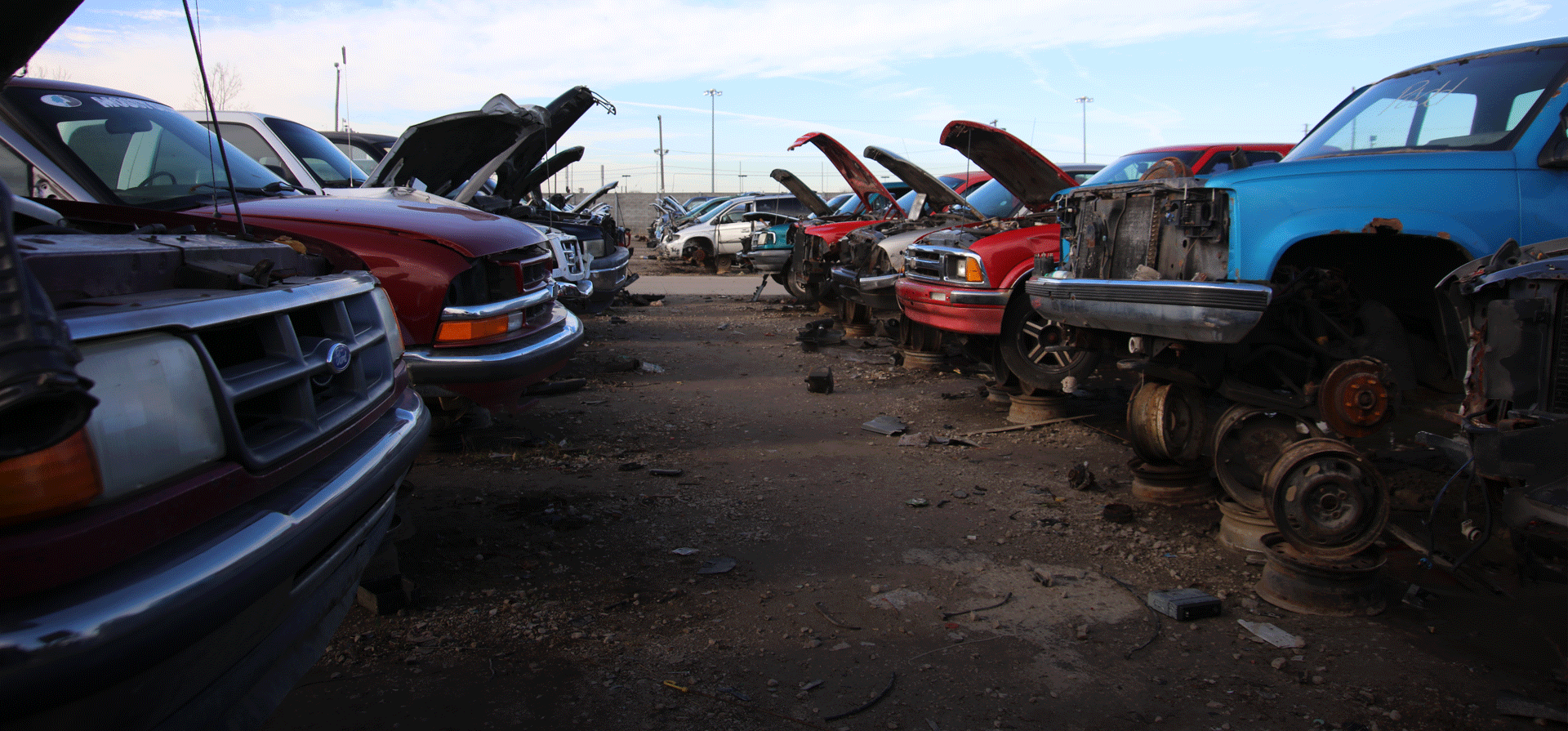 West Side Detroit Location Used Car Parts Parts Galore